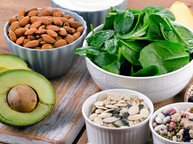 Figura 14 - Alimenti ricchi di Zinco
